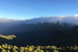Der Ausblick auf Madeira erinnert an Hawaii