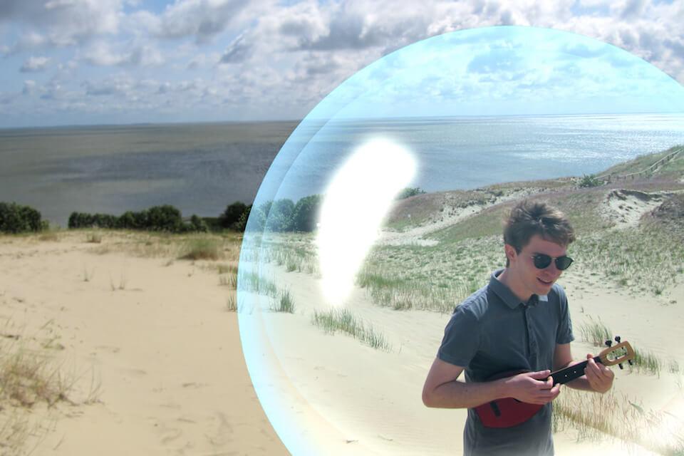 In der Ukulelenfilterblase lebt es sich recht unbeschwert