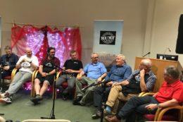 13 Ukulelenbauer im Gespräch gibt es nur auf dem MUMF