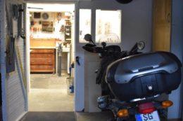 Eine Garage ist die Werkstatt von Volker schon lange nicht mehr