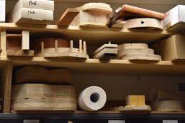 Volkers Werkstatt ist die sauberste und augeräumteste, die ich je besucht habe
